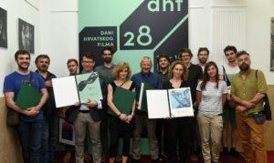 Pobjednici 28. Dana hrvatskog filma - foto: Nina Đurđević