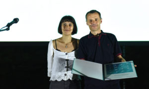 Višnja Vukašinović i Marijan Krivak - foto: Nina Đurđević